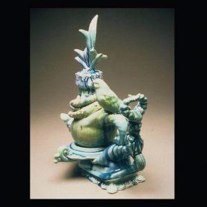 untitled, ceramic, 2011