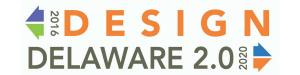 Delaware Design 2.0 logo