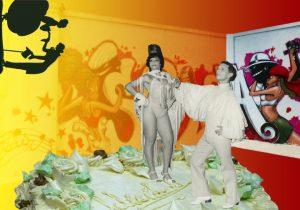 "Felicidad, 2011, digital print, 12"" x 8.5"""