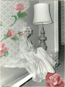 "Still a Rose, 2009, digital print, 7"" x 9"""