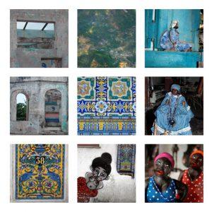 "This is Not Cuba, 2009, digital print, 19"" x 19"" detail of 40"" x 57"" print"