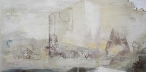 When I think of a landscape, I am thinking of a time, 2012