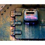 "Rust #1, 2016 photography 8"" x 12"""