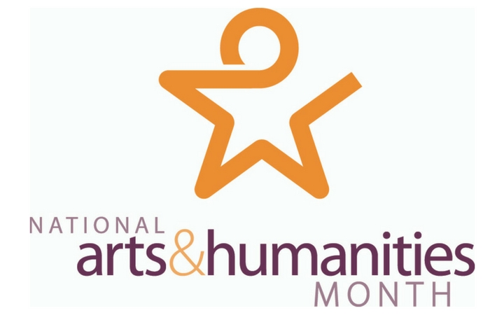 March for the Arts, National Poetry Month, Disability Awareness, and Arts and Humanities Month.