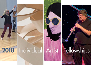 Individual Artist Fellowships provide funding to Delaware creative artists working in the visual, performing, media, folk, and literary arts.