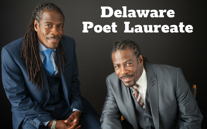 The Delaware Poet Laureate serves as an advocate, educator, and presenter of poetry throughout the state.