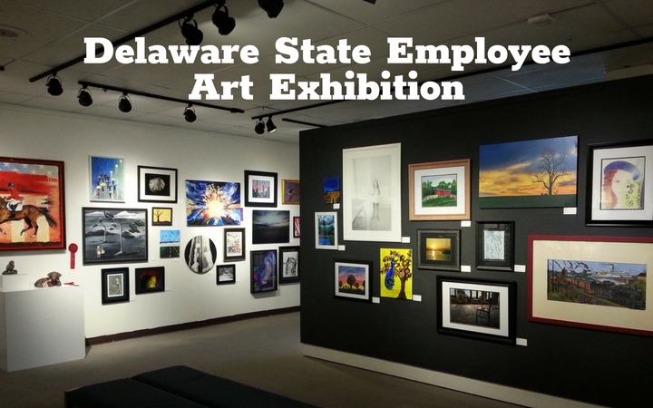 The program provides an opportunity for employees and their family members to participate in a visual arts exhibition.