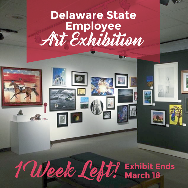 Delaware State Employee Exhibition - Delaware Division of the Arts