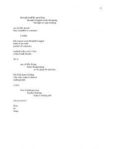 image of a poem