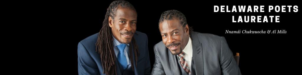 Image of Twin Poets, Delaware's Poets Laureate