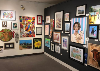 2021 Delaware State Employee Art Exhibition
