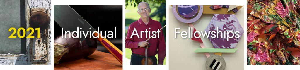 2021 Artist Fellowship Banner