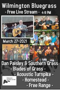 Wilmington Bluegrass