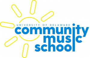 University of Delaware Community Music School logo