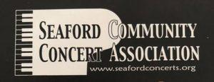 Seaford Community Concert Association logo